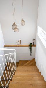 מדרגות מעץ מעוצבות - שירלי שטיין
